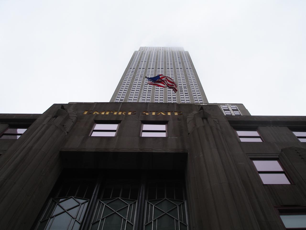 Нью-Йорк. Эмпайр-стейт-билдинг