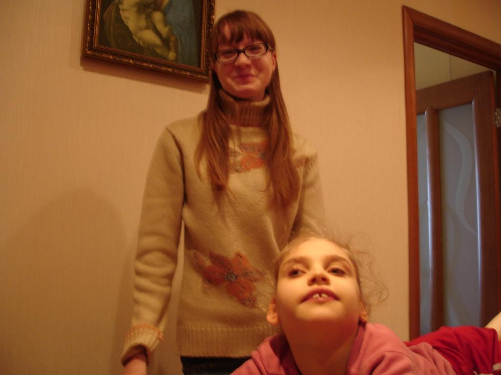 Лера и Анна