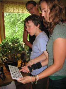 Facilitated Communication и компьютер