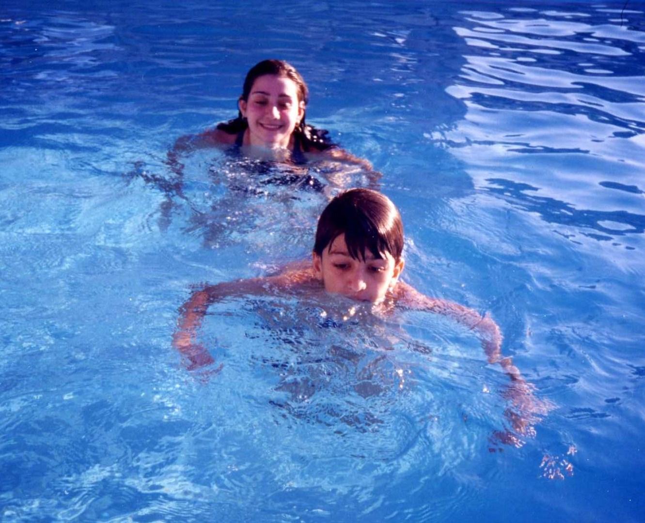 Пьетро Мэмми (плавание)