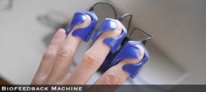Biofeedback-Machine