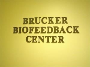 brucker biofeedback center