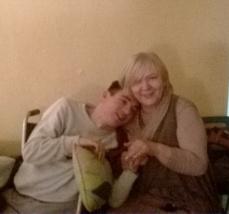 Костя Трофимов и Надежда Лоскутова 2
