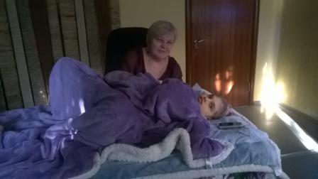 Наталья Петровна с Лерой